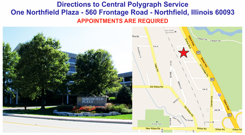 Central-Polygraph-Service-Northfield-Driving-Directions